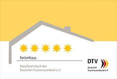 Haus am See - DTV-Klassifizierung